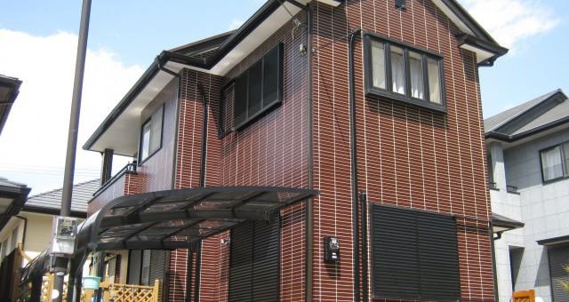 阪神ホーム姫路市M邸外壁2011.05.12