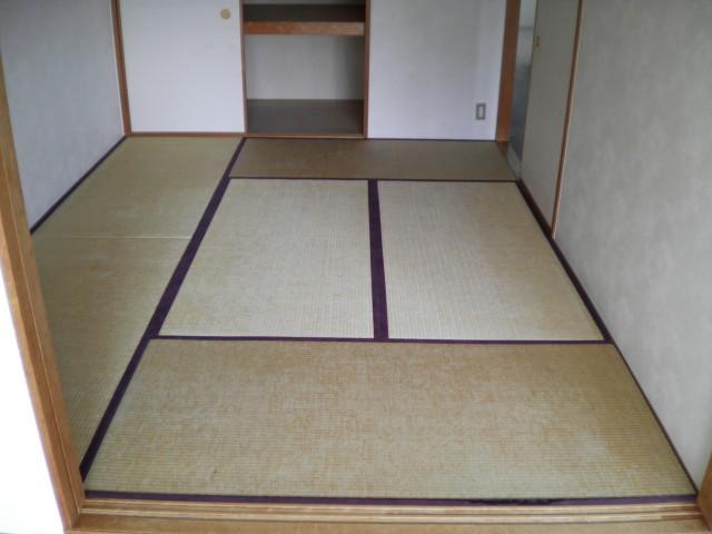 畳張り替え前の神戸市須磨区S様邸
