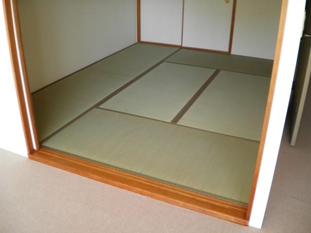 畳を張り替えて綺麗になった神戸市須磨区S様邸