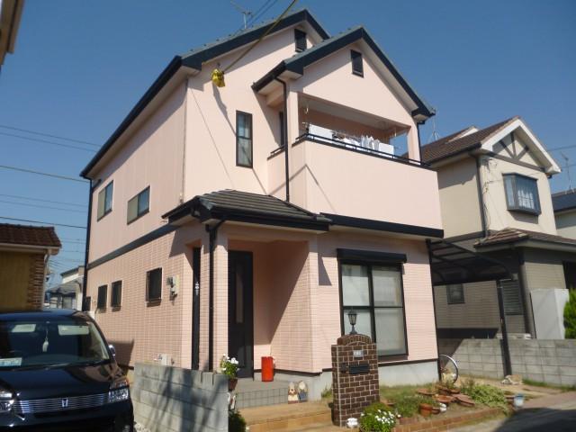 塗装後の兵庫県高砂市S様邸