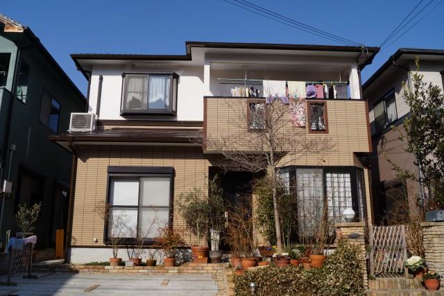 ご近所で評判になった塗装後の兵庫県姫路市T様邸
