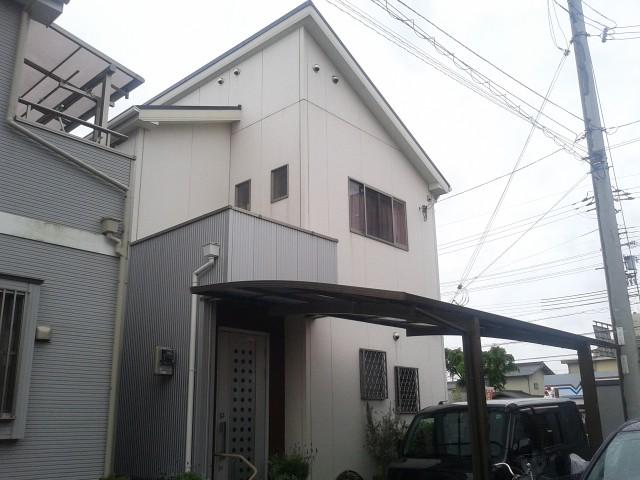 施工前の兵庫県加古川市N様邸