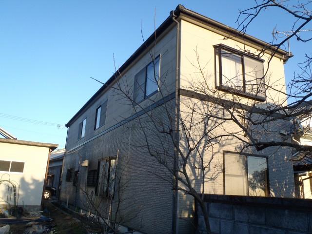 施工前の兵庫県神崎郡M様邸