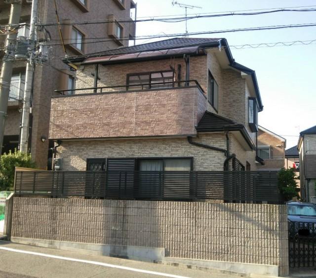 外壁塗装・屋根塗装後の兵庫県神戸市M様邸