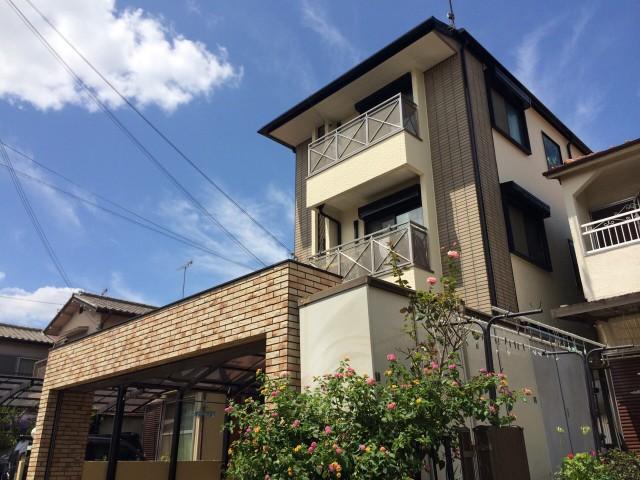 新築のようになった加古川市のS様邸