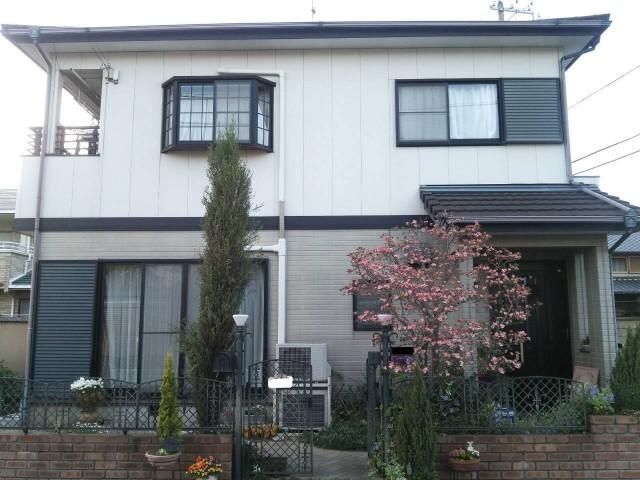 施工前の兵庫県加古郡のU様邸