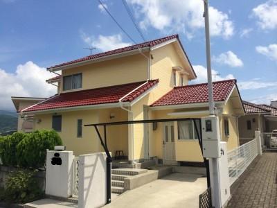 施工前の神戸市北区のT様邸
