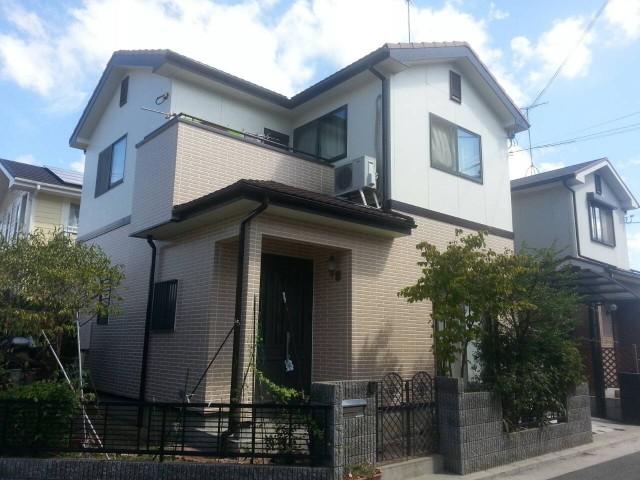 神戸市西区のY様邸の外観