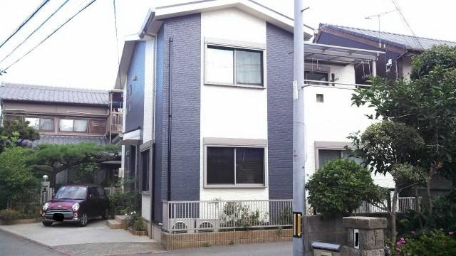 モノトーン系が美しい兵庫県明石市のI様邸