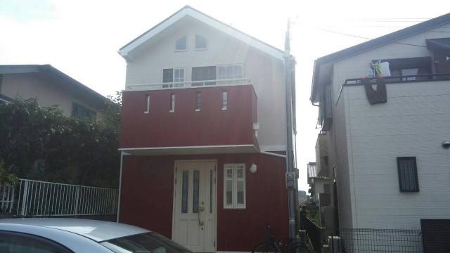 色合いが素敵な神戸市垂水区のO様邸