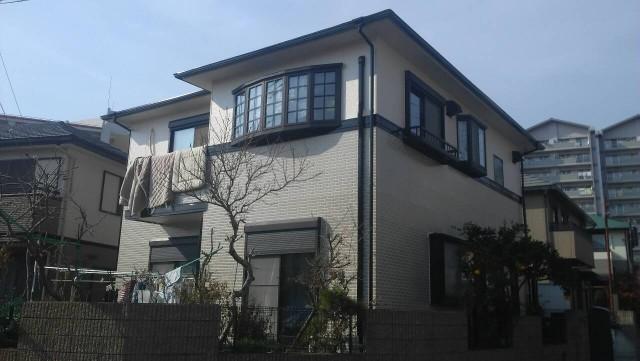 出窓が素敵な兵庫県神戸市西区のE様邸