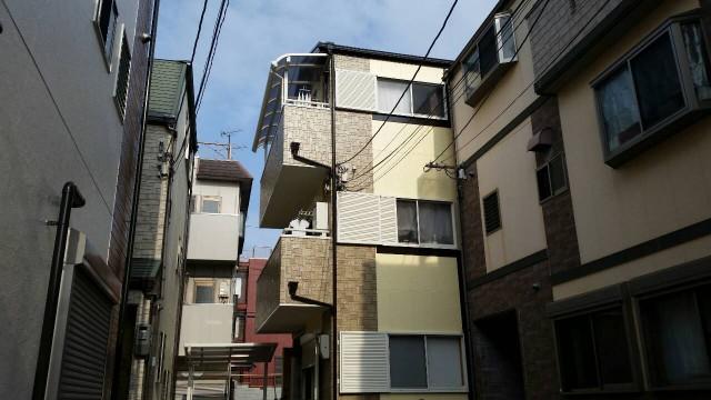 外観模様が特徴的な兵庫県神戸市灘区のI様邸