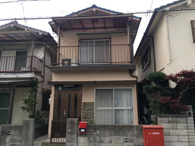正面大きな窓の加古川市のH様邸