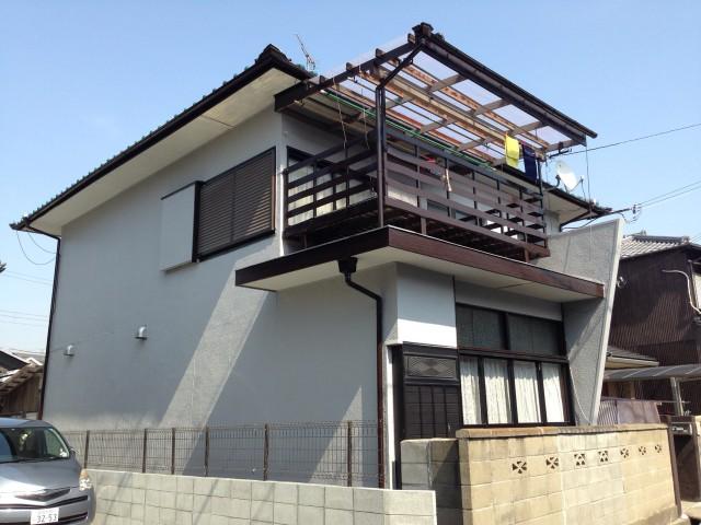 日当りが良さそうな兵庫県高砂市のU様邸