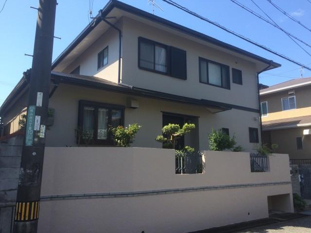 横ラインが特徴的な兵庫県神戸市のY様邸