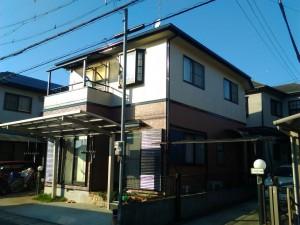 加古川市-O様邸の外壁塗装・屋根塗装施工後