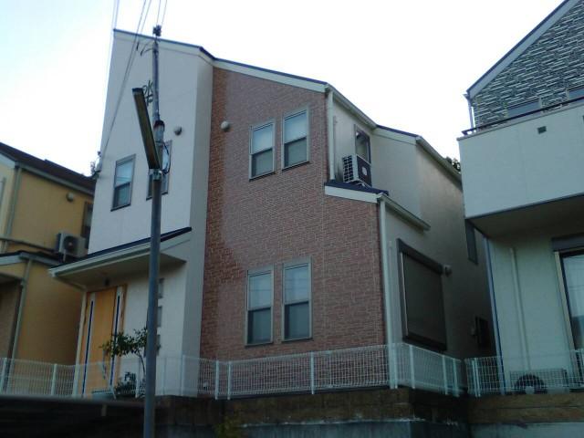 兵庫県神戸市垂水区F様邸の外壁塗装・屋根塗装