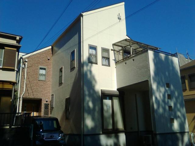 兵庫県神戸市垂水区H様邸の外壁塗装・屋根塗装