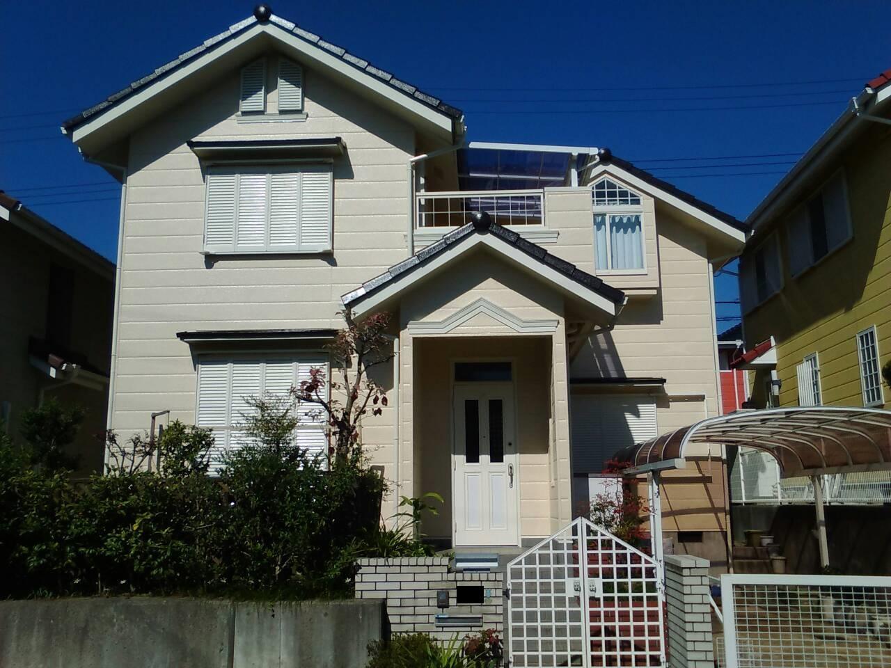 外壁 塗装 神戸 市 西区 神戸市で外壁塗装・屋根塗装なら西川ハウス産業