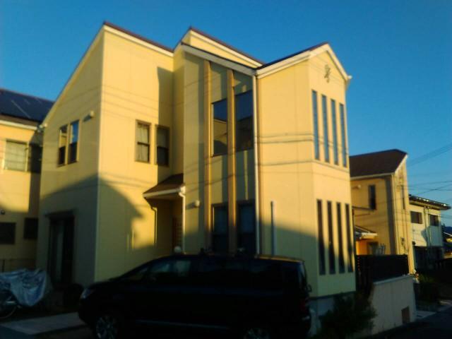 兵庫県神戸市須磨区H様邸の外壁塗装・屋根塗装