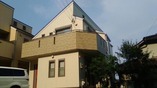 屋根が特徴的な兵庫県神戸市垂水区のY様邸
