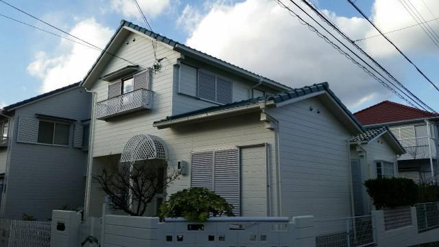 兵庫県神戸市西区S様邸の外壁塗装・屋根塗装
