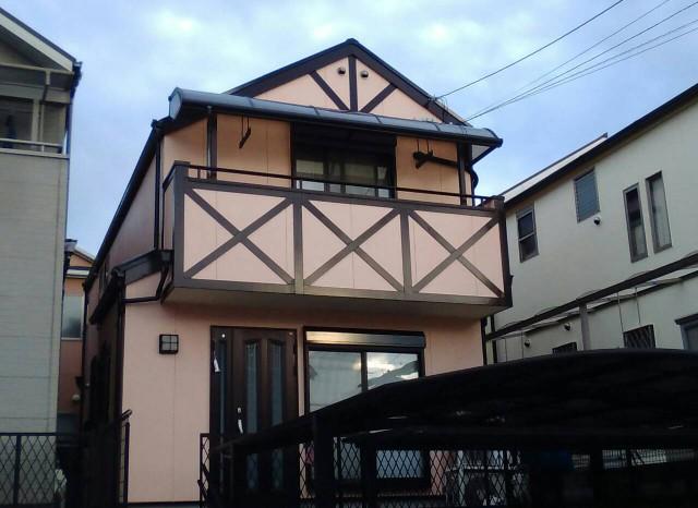 神戸市須磨区N様邸の外壁塗装・屋根塗装