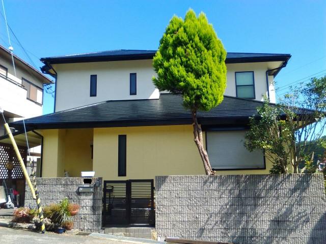 兵庫県三田市N様邸の外壁塗装・屋根塗装