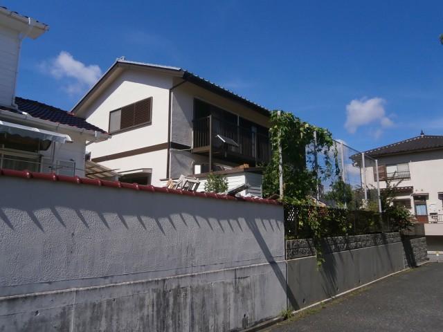 植物の日除けが美しい兵庫県神戸市垂水区のT様邸