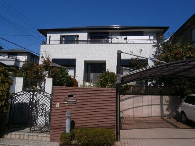 兵庫県神戸市西区N様邸の外壁塗装・屋根塗装
