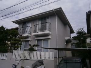 兵庫県神戸市須磨区M様邸の外壁塗装・屋根塗装