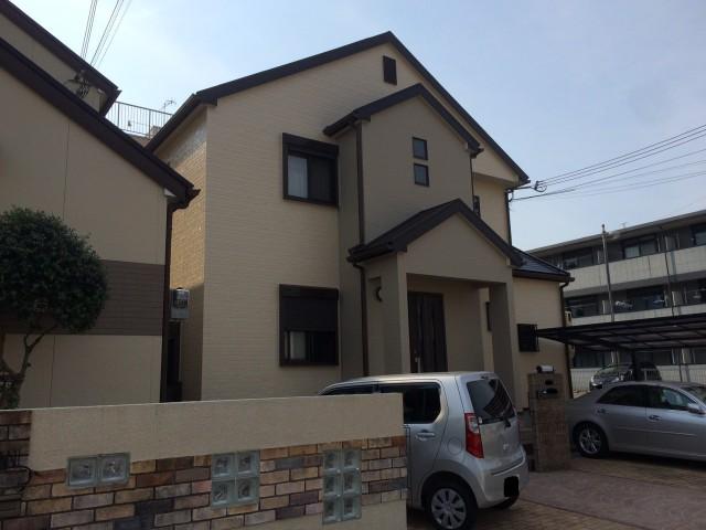 兵庫県神戸市西区M様邸の外壁塗装・屋根塗装