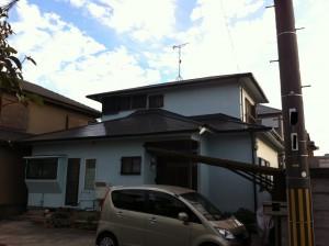 加古川市F様邸の外壁塗装・屋根塗装