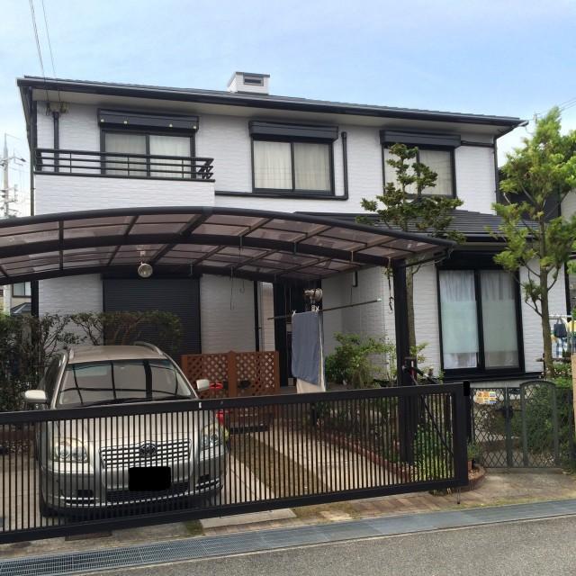 大きな窓多数の兵庫県神戸市西区のW様邸