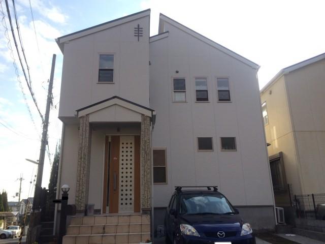 神戸市須磨区O様邸の外壁塗装・屋根塗装