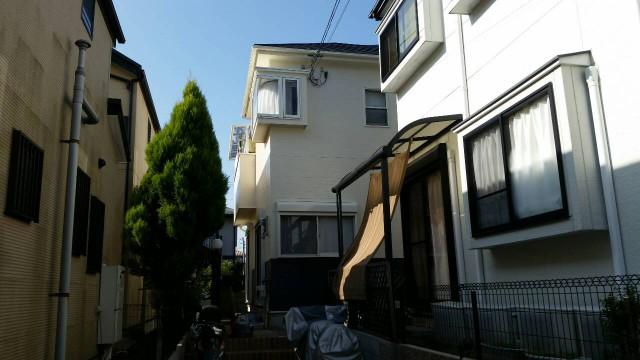 神戸市須磨区B様邸の外壁塗装・屋根塗装