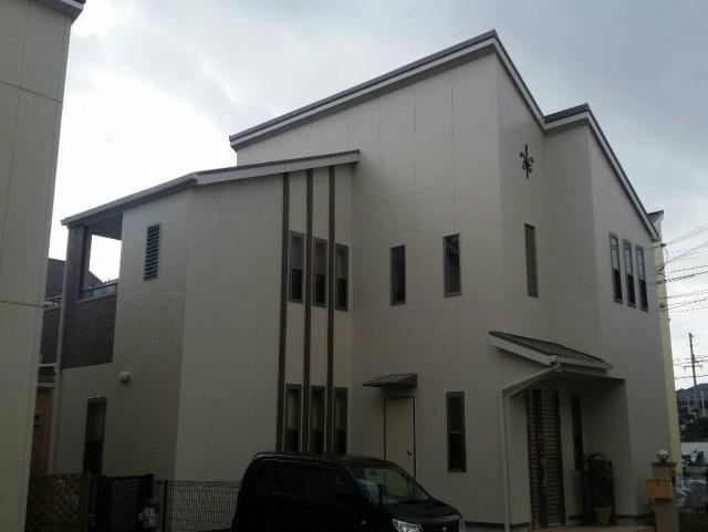 神戸市須磨区K様邸の外壁塗装・屋根塗装