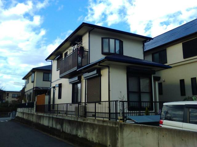 神戸市北区K様邸の外壁塗装・屋根塗装