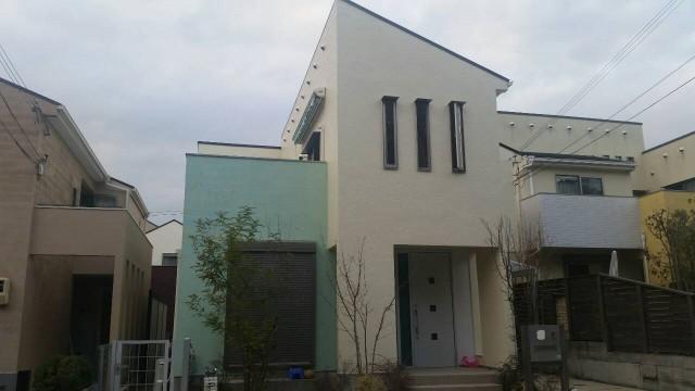 神戸市西区U様邸の外壁塗装・屋根塗装