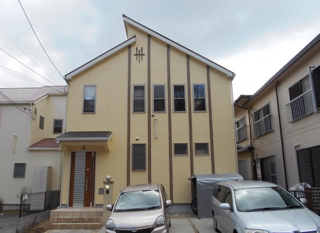 神戸市須磨区のS様邸の外壁塗装・屋根塗装