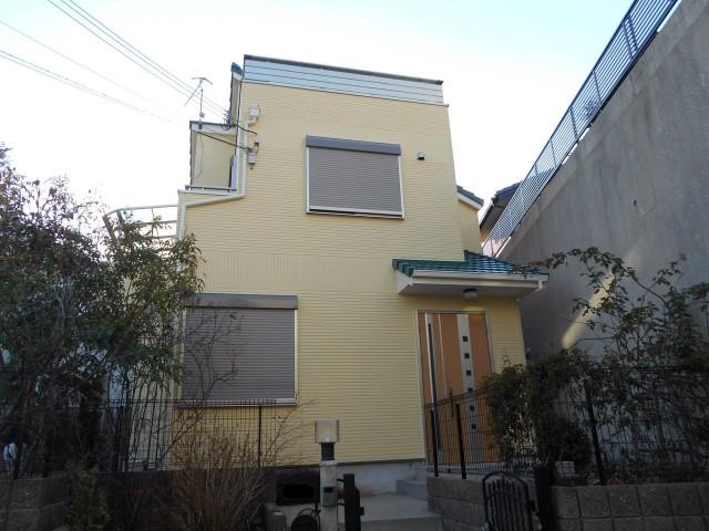 神戸市垂水区S様邸の外壁塗装・屋根塗装