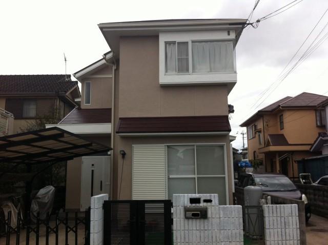 加古川市N様邸の外壁塗装・屋根塗装