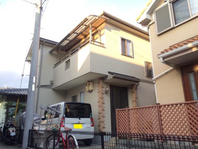 伊丹市Y様邸の外壁塗装・屋根塗装