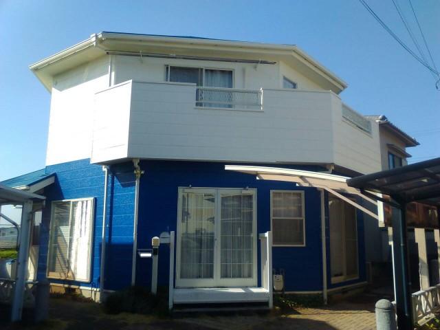 さわやかな印象のお家に 明石市 外壁塗装・屋根塗装 – 明石市のI様邸