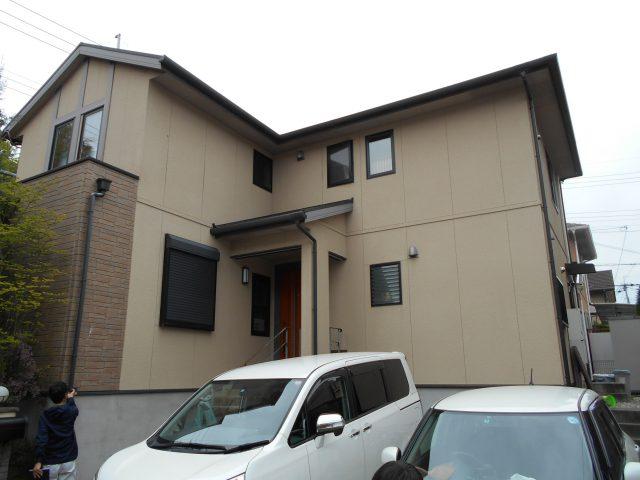 リフォーム前の兵庫県神戸市北区のK様邸
