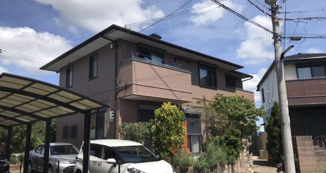 外壁・屋根の塗装リフォーム工事