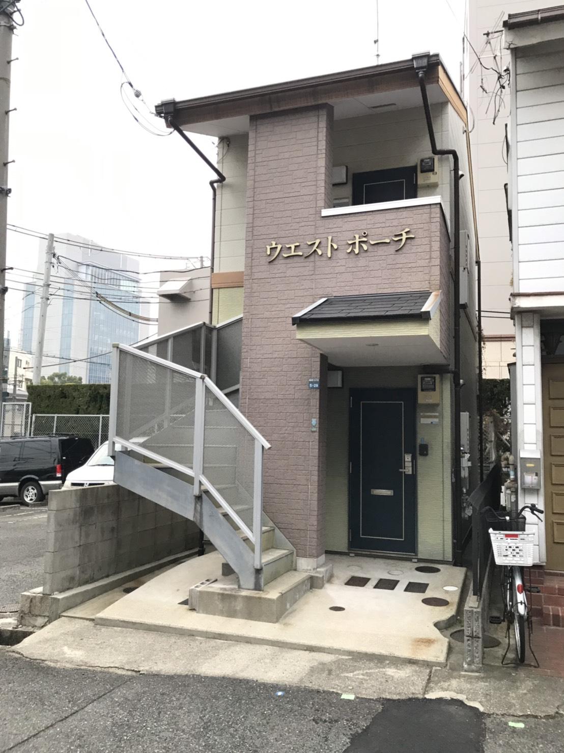 施工前-神戸市灘区施工物件-外壁・屋根塗装リフォーム工事