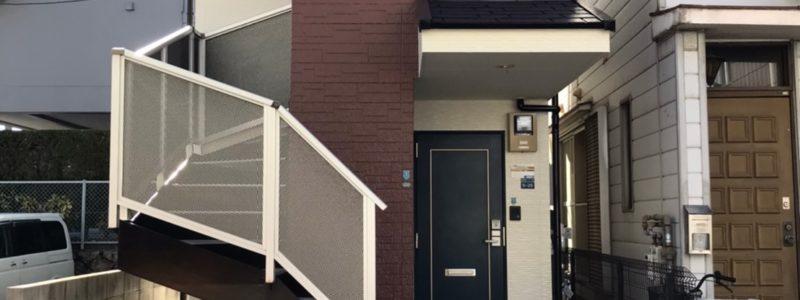 施工後-神戸市灘区施工物件-外壁・屋根塗装リフォーム工事