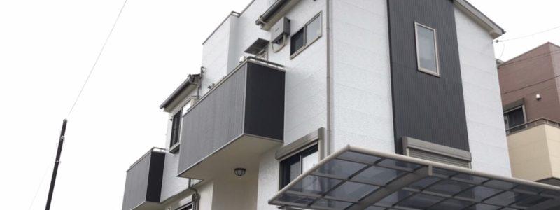 宝塚市T様邸-外壁塗装-施工後
