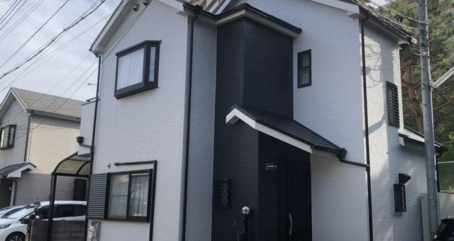 施工後-神戸市垂水区 T様邸 外壁・屋根塗装工事